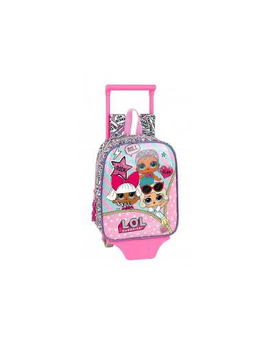 MOCHILA CARRO LOL SURPRISE PEQ. 61192028