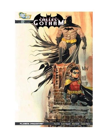 BATMAN LAS CALLES DE GOTHAM N 2 -PLANETA