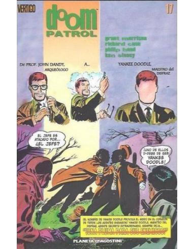 DOOM PATROL DC VERTIGO Nº 17 -PLANETA-