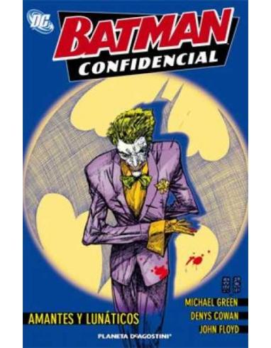 BATMAN DC CONFIDENCIAL 2 -PLANETA-
