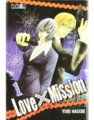 LOVE X MISSION Nº 1 -IVREA- MANGA