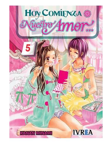 HOY COMIENZA NUESTRO AMOR Nº 5 -IVREA-