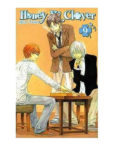 HONEY AND CLOVER Nº 9 -PANINI- MANGA