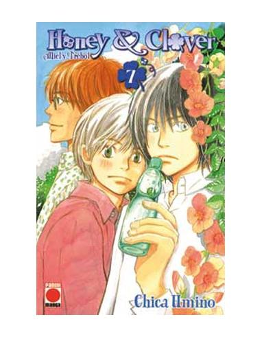 HONEY AND CLOVER Nº 7 -PANINI- MANGA