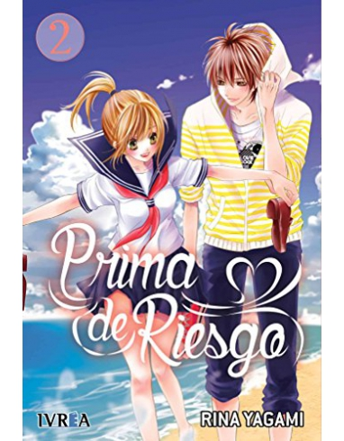 PRIMA DE RIESGO Nº 2 -IVREA- MANGA