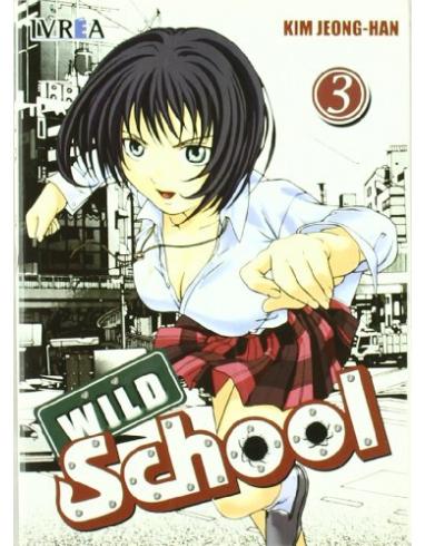 WILD SCHOOL Nº 3 -IVREA- MANGA