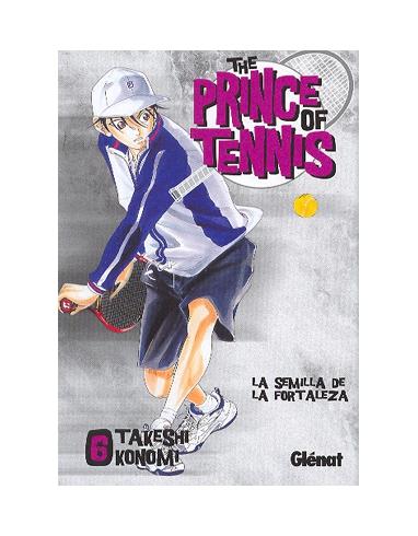 THE PRINCE OF TENNIS Nº 6 -GLENAT- MANGA