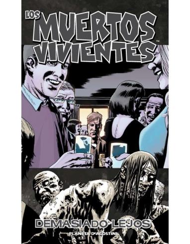 LOS MUERTOS VIVIENTES N 13 -PLANETA-