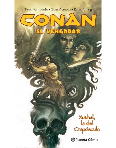 CONAN EL VENGADOR 3 -PLANETA-