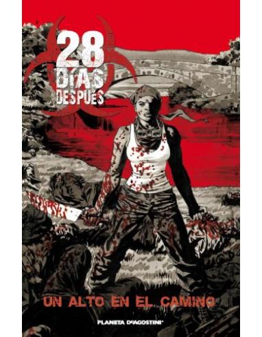 28 DIAS DESPUES Nº2 -PLANETA-