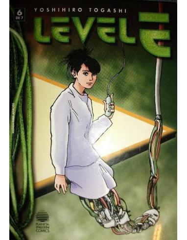 LEVEL E Nº6 -PLANETA-
