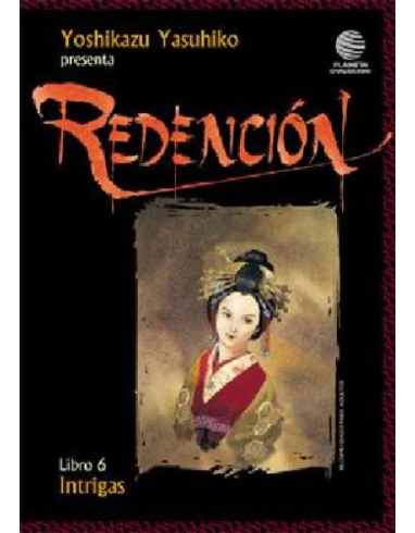 REDENCION LIBRO 6 INTRIGAS -PLANETA-