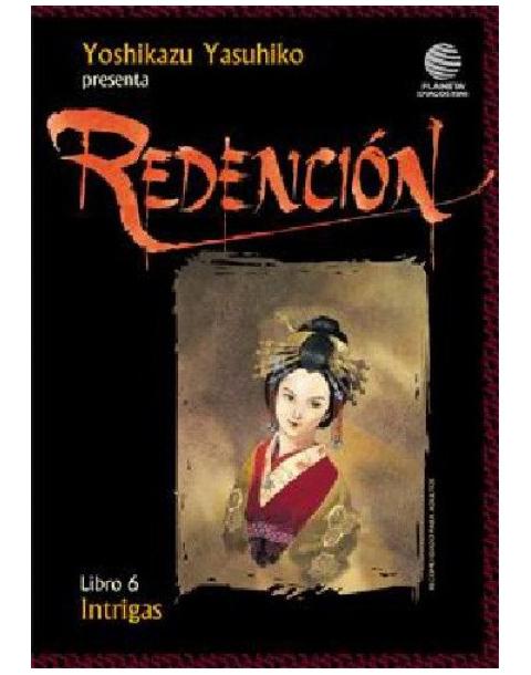 REDENCION LIBRO 6 INTRIGAS -PLANETA-