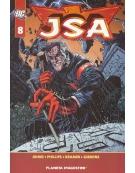 JSA Nº 8 BIBLIOTECA DC -PLANETA-