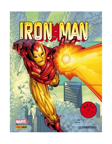 IRON MAN Nº 724 -PANINIDEBOLSILLO-