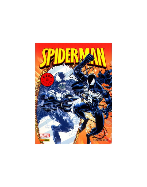 SPIDERMAN Nº 708 -PANINIDEBOLSILLO--