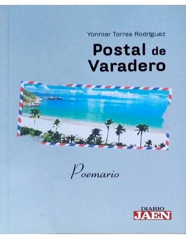 POSTAL DE VARADERO POEMARIO-DIARIO JAEN-