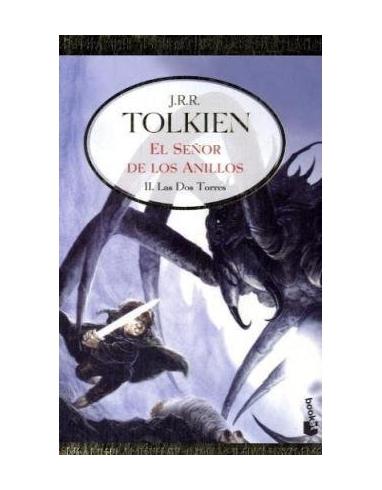 EL SEÑOR DE LOS ANILLOS II LAS DOS TORRES. BIBLIOTECA J.R.R. TOLKIEN. BOOKET MINOTAURO.