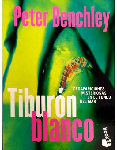 TIBURON BLANCO -BOOKET