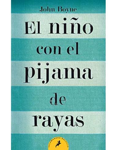 EL NIÑO CON EL PIJAMA DE RAYAS-SALAMANDRA-