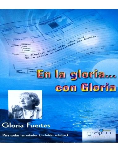 EN LA GLORIA... CON GLORIA -PUNTO GRAFICO-