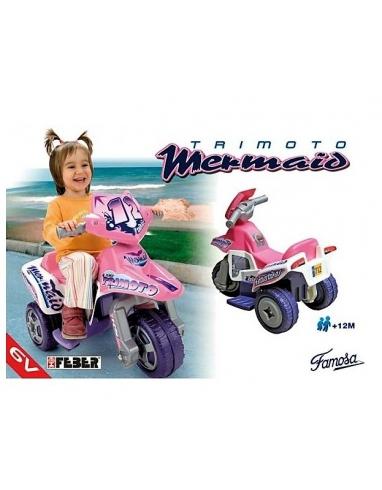 MOTO TRIMOTO FEBER 61712 803177 MERMAID