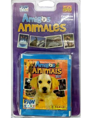 BLISTER AMIGOS ANIMALES 4UU