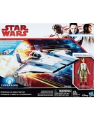 STAR WARS RESISTANCE A-WING FIGHTER C124