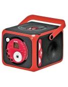 Spider-Man - Radio CD, rojo y negro