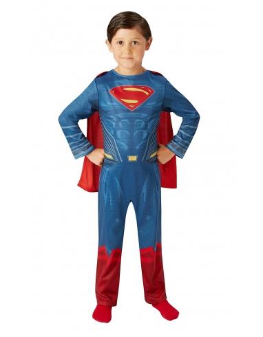 CARNAVAL TRAJE SUPERMAN 3 A 4 AÑOS