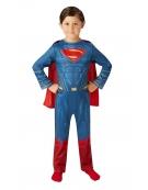 CARNAVAL TRAJE SUPERMAN 5 A 6 AÑOS
