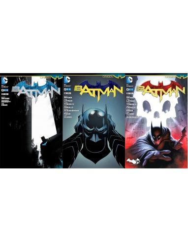 BATMAN MENSUAL  -ECC-