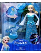 Frozen elsa magia de hielo