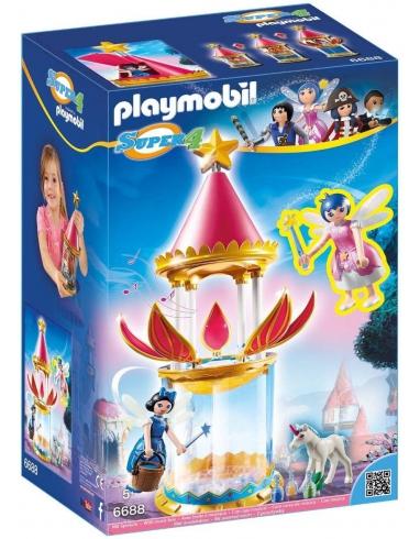 PLAYMOBIL 6688 FLOR MAGICA C/CAJA MUSIC