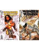 WONDER WOMAN Nº 2 Y 7 DC