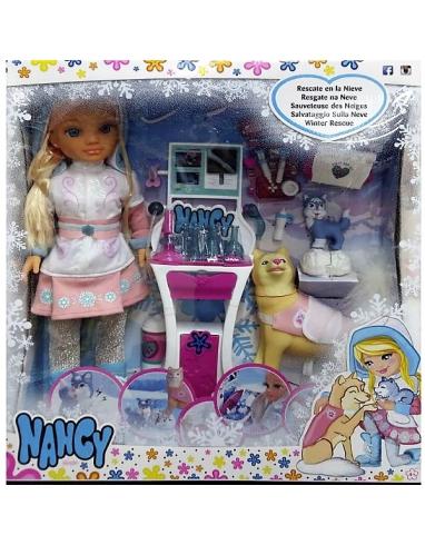 Nancy - Rescate en la Nieve
