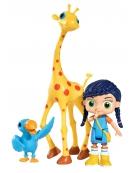Set figuras Gertie y Otis Wissper Simba