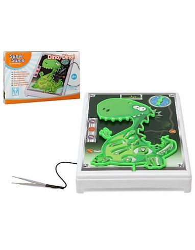 juego de mesa electronico Dino Dino