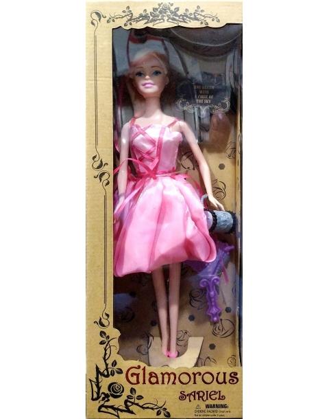 Muñeca Glamorous Sariel Barbie 5510-A