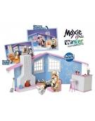 Moxie girlz dias de nieve magica en cabaña