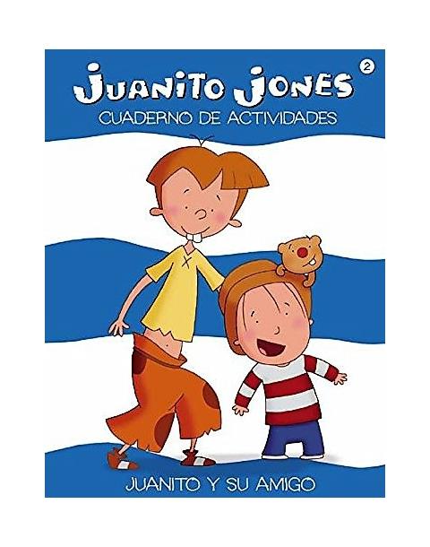 JUANITO Y SU AMIGO (J.JONES) -EVEREST-