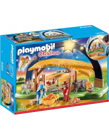 PLAYMOBIL 9494 PORTAL DE BELEN