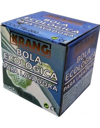 BOLA ECOLOGICA PARA LAVADORA. KRANG.